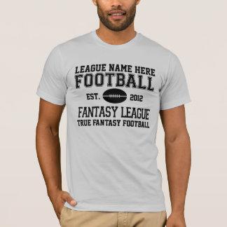 FANTASY Football LEAGUE Customizable Tee