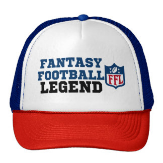 Fantasy Football Legend funny hat