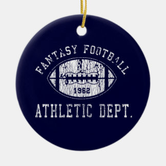 Fantasy football ornament