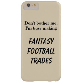 Fantasy Football Trades iPhone Phone Case