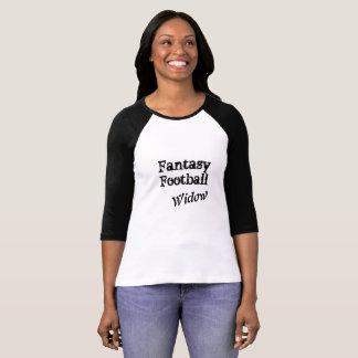 Fantasy Football Widow Shirt