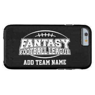 Fantasy Football - Your Team Logo Tough iPhone 6 Case