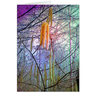 Fantasy Forest Note Card
