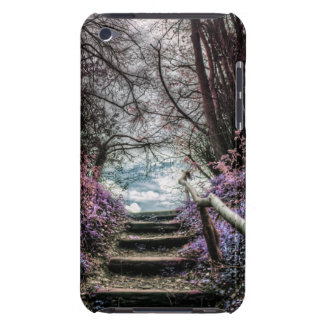 Fantasy Forest Steps Barely There iPod Cover