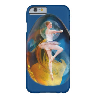Fantasy Fractal Ballerina iPhone 6 case Barely There iPhone 6 Case