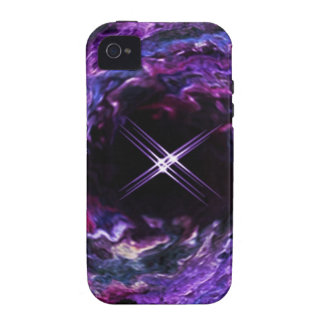 Fantasy Galaxy art i phone 4 case Case For The iPhone 4