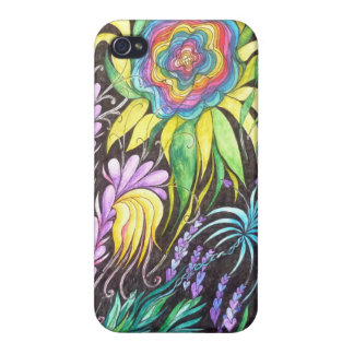 Fantasy Garden 35m Cover For iPhone 4
