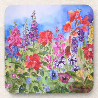 Fantasy Garden coasters