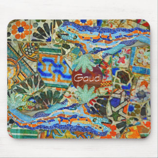 Fantasy. Gaudi. Picture 1 Mouse Mat