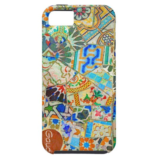 Fantasy. Gaudi. Picture 2 iPhone 5 Case