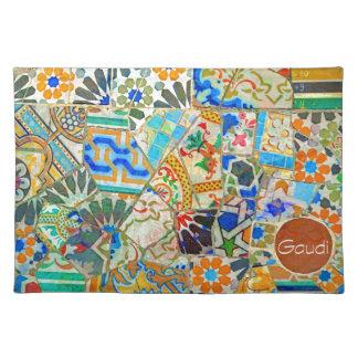 Fantasy. Gaudi. Picture 2 Placemat