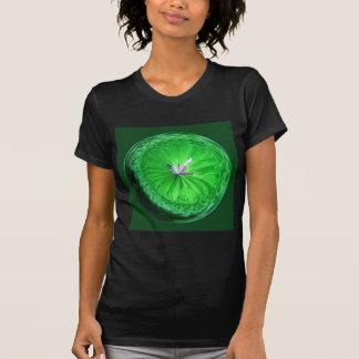 Fantasy glass orb in green. T-Shirt