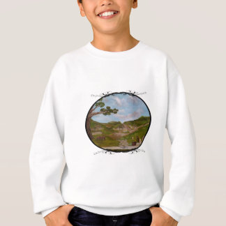 Fantasy Halfling Village Sweatshirt