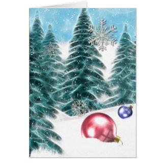 Fantasy Holiday card