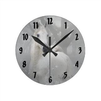 Fantasy Horse Clocks