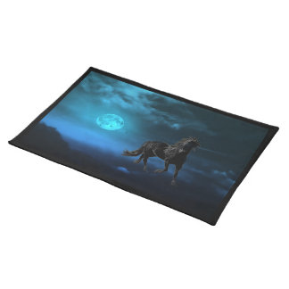 Fantasy horse placemat