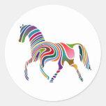 Fantasy Horse Sticker Sticker