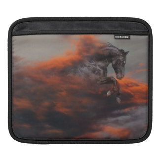 Fantasy Horses: Clouds iPad Sleeve