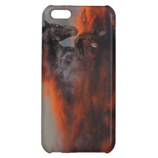Fantasy Horses: Clouds iPhone 5C Cover