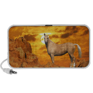 Fantasy Horses: Mountain Mini Speakers