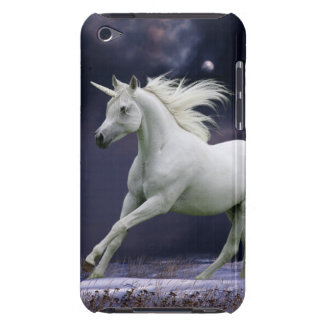Fantasy Horses: Unicorn Barely There iPod Cases