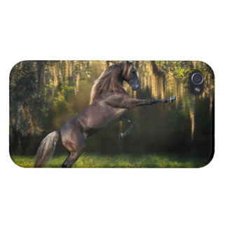 Fantasy Horses: Warrior Prince iPhone 4/4S Cases