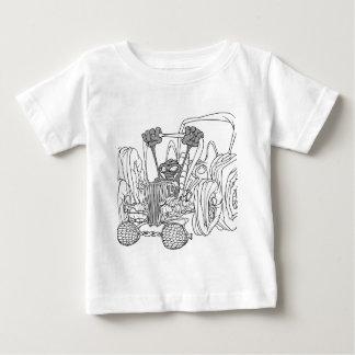 Fantasy Hot Rod Baby T-Shirt