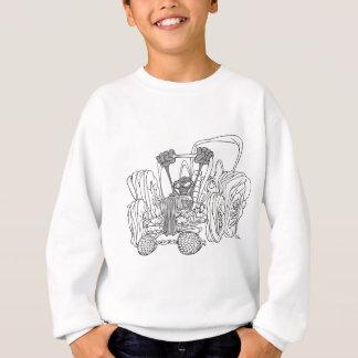 Fantasy Hot Rod Sweatshirt