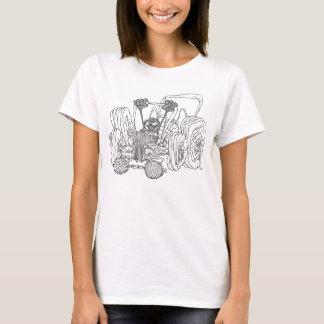 Fantasy Hot Rod T-Shirt