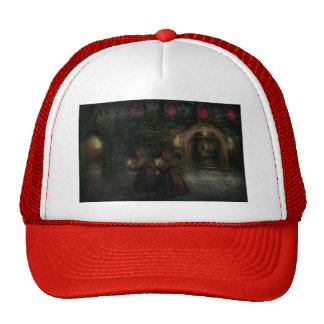 Fantasy - Into the night Mesh Hats