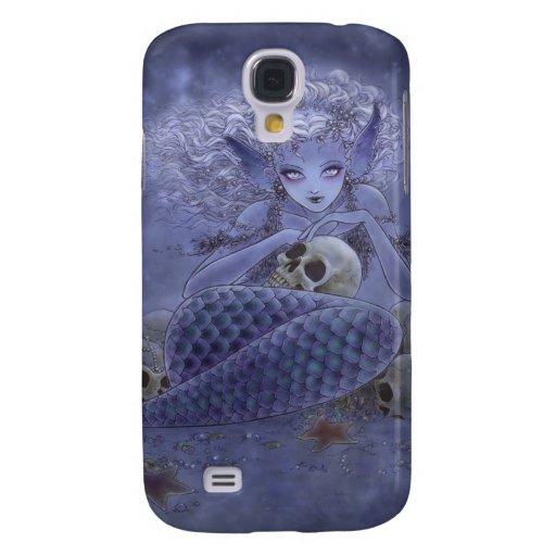 Fantasy iPhone 3G/3GS Case - Dark Mermaid Samsung Galaxy S4 Cases