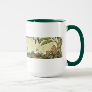 Fantasy Jungle Mug