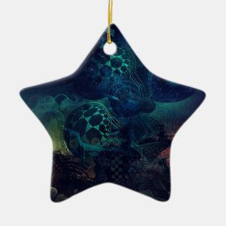 Fantasy Land Christmas Ornament