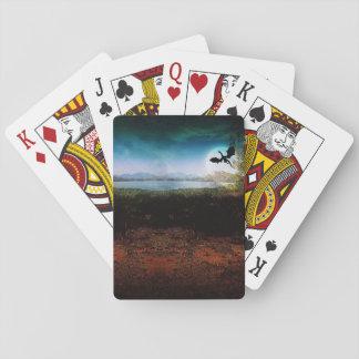 Fantasy landscape cards