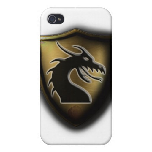 Fantasy Logo Case For iPhone 4