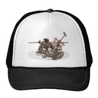 Fantasy Manga Warriors Trucker Hat