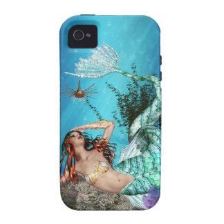 Fantasy Mermaid iPhone Case Case-Mate iPhone 4 Covers
