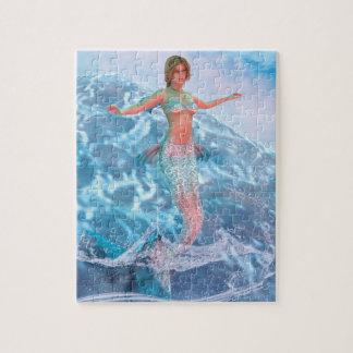 Fantasy Mermaid Jigsaw Puzzle