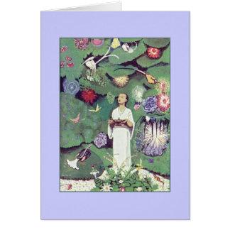Fantasy Note Card