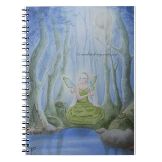 "Fantasy Notebook ""Magic of the Forest"""