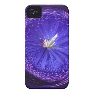 Fantasy orb in blue Case-Mate iPhone 4 case