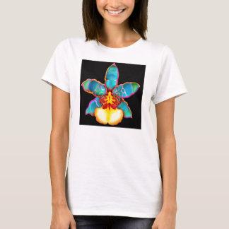 Fantasy Orchid Flower T Shirt