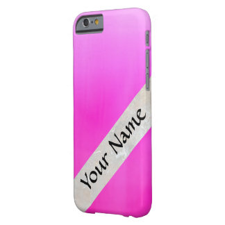 Fantasy Pink Barely There iPhone 6 Case
