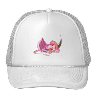 Fantasy Pink Dragon.png Hat