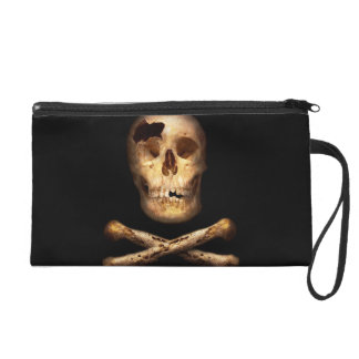 Fantasy - Pirate Flag - I'm a mighty pirate Wristlets