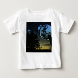 Fantasy planet baby T-Shirt