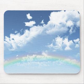 fantasy rainbow 6 mouse pad