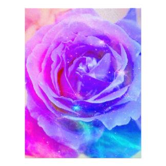 Fantasy Rose 21.5 Cm X 28 Cm Flyer