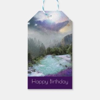 Fantasy Scenic Nature Landscape Happy Birthday