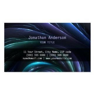 Fantasy Sci-Fi Art business card